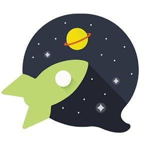 Galaxy чат logo