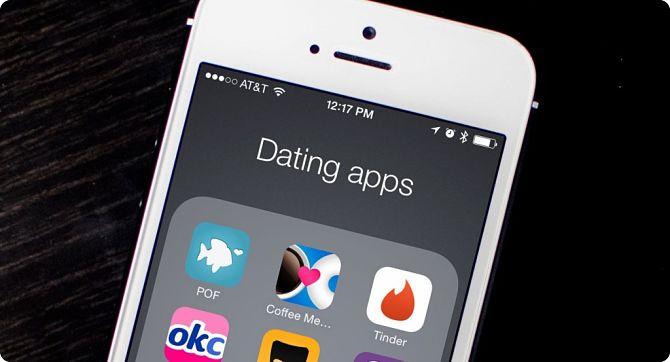 айфон с приложениями для знакомства