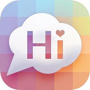 Say Hi date app logo