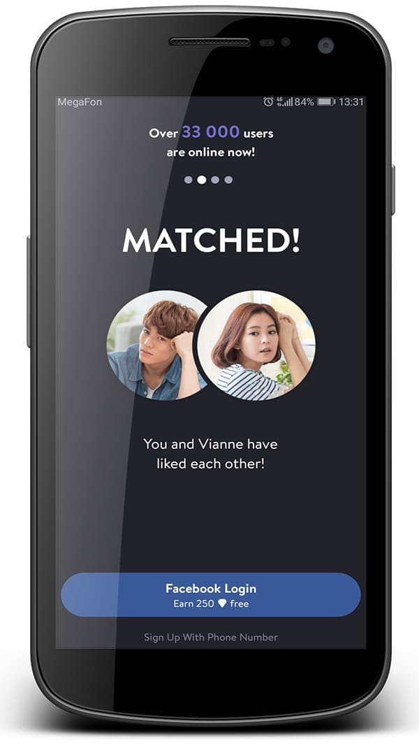 matched date