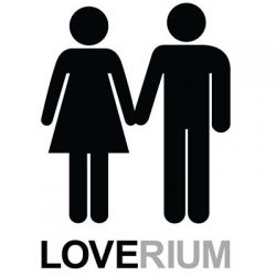 LOVERIUM LOGO